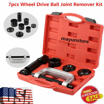 4 In 1 Ball Joint Service Kit C Frame Press Truck Brake Pin Remover Installer Oh