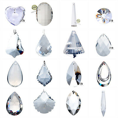Sun catcher Hanging Crystal Rainbow Prism Feng Shui Mobile Wind Chime SALE