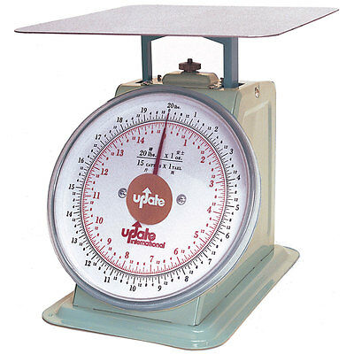 Update International UP-820 Portion Scale, 20lb. capacity