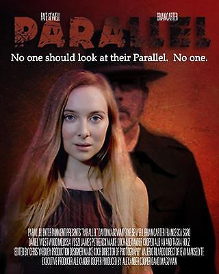 Parallel: The Movie HD Digital Download Film 1hr 18min Indie Drama Horror (A.C)