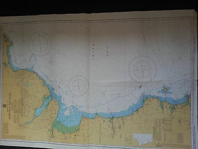 admiralty chart 44 - howth to ardglass