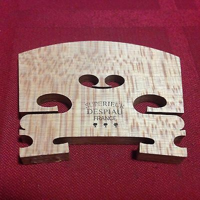 Despiau France Viola Bridge 4/4 50mm - GRADE A - Three Trees