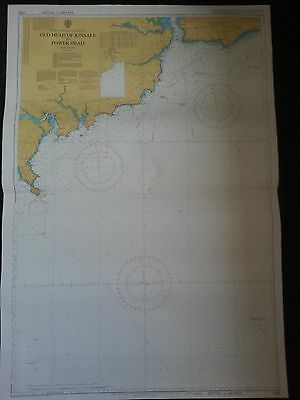 admiralty chart 1765 - old head of kinsale to power head