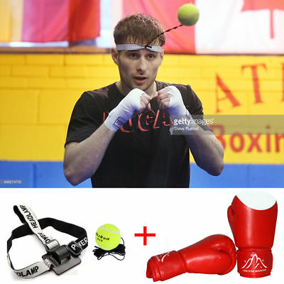 Boxing Fight Punch Dodge Exercise Speed Ball MMA Packages