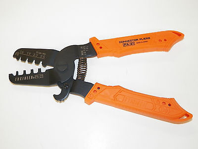 Engineer PA-21 Mini Molex Amp JST Crimp Tool Wire Terminal hand crimper Harley
