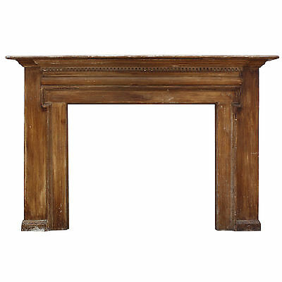 Antique Federal Fireplace Mantel, Late 19th Century, NFPM121