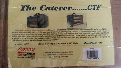 The Caterer..CTF CARRY HOT& COLD
