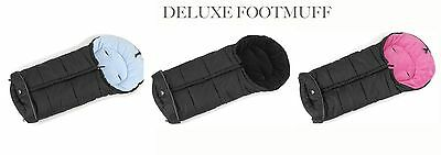 V.I.B Deluxe Footmuff new in Pack RRp £59.99 save
