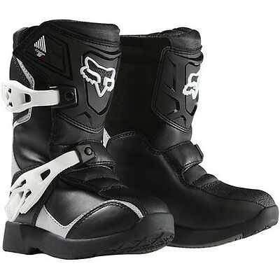 Fox - Comp 5 Pee Wee Boots Brand New, Authorized Seller,  Full Warranty