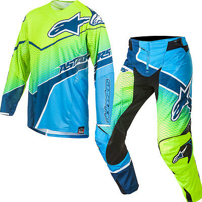 Alpinestars - 2017 Techstar Venom MX Combo Brand New, Authorized Seller,  Full W