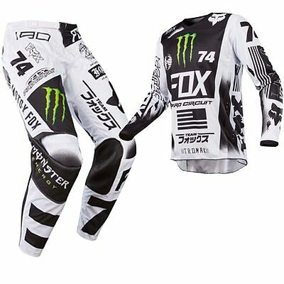 Fox - 180 Monster Pro Circuit SE MX Combo Brand New, Authorized Seller,  Full Wa