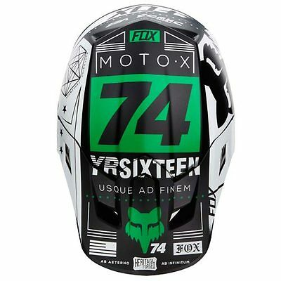 Fox - V2 Monster Pro Circuit SE Union Helmet Brand New, Authorized Seller,  Full