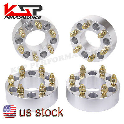 KSP 2'' Ford Wheel Spacers 6X135 M14X2 F150 04-14, Expedition Navigator 03-14