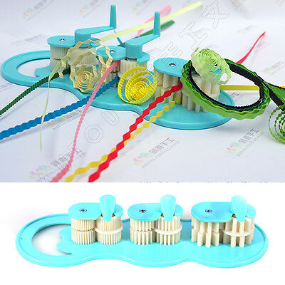 Paper Quilling Crimper Tool, Paper Slip Wave Shape Origami Craft DIY Crimping AM