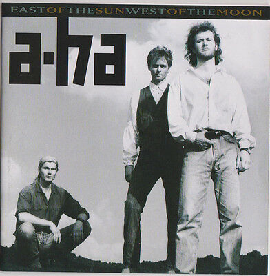 a-ha – East Of The Sun West Of The Moon NEW CD