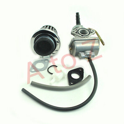 Carburetor & Air Filter for Briggs Stratton Animal Go Kart Mini Bike Engine 6015