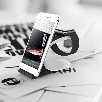 NEW Top Quality Charging Dock Station Holder For Apple Watch iWatch And Iphone