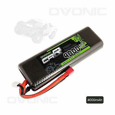 Ovonic 4000mAh 2S 7.4V 50C Lipo Battery Pack Deans Plug For 1/8 and 1/10 RC Car