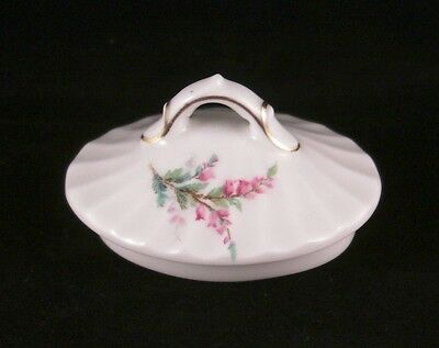 Royal Doulton Bell Heather Sugar Pot LID Only H4827