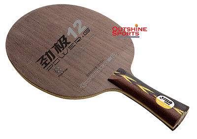 DHS Power.G 12 Table Tennis Blade