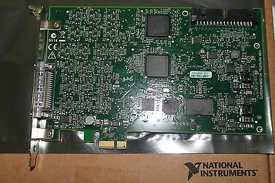 National Instruments PCIe-6536 High-speed digital I/O Board - Lightly Used.