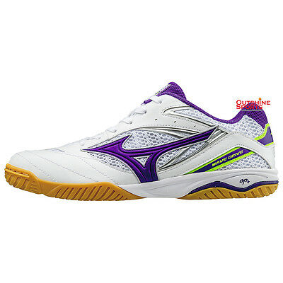 Mizuno Wave Drive 8 Professional Table Tennis Shoes (81GA170567)