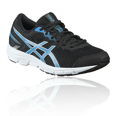 Asics Gel-Zaraca 5 Gs Junior Noir Amorti Running Sport Chaussures Baskets Gym