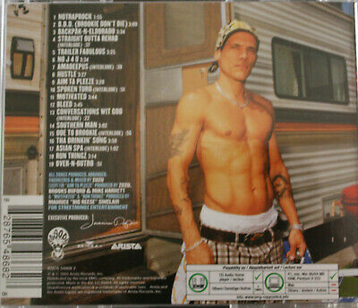 """BROOKS BUFORD """"Straight Outta Rehab""""  very good condition  !!  rare cd  !!!"""