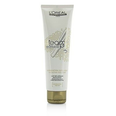 L'Oreal Professionnel Steampod Steam Activated Care Smoothing Milk (For 150ml