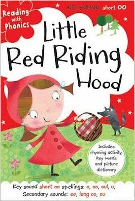 Little Red Riding Hood by Clare Fennell (Paperback) - Reading with Phonics