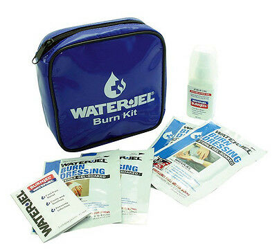 Water-Jel XS Burns First Aid Kit - Stop Burning Process, Cools and Relieves Pain