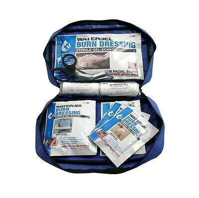 Water-Jel Fire Service Burns Kit - Cools & Relieves Pain, Stop Burning Process