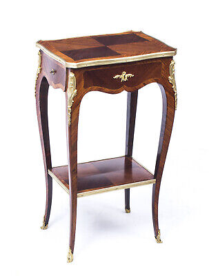 Antique French Louis XV Revival Side Occasional Table c.1870