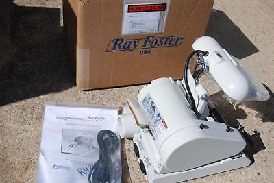 Ray Foster  Ag03 High Speed Alloy Grinder New