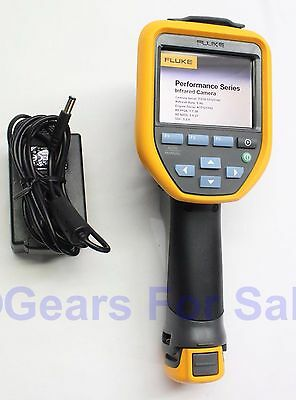 Fluke TiS10 9Hz Thermal Infrared Camera Excellent condition