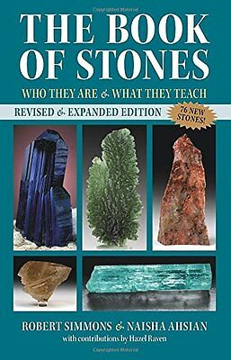 The Book of Stones, Revised Edition: Who They Are and What They Teach New Paperb