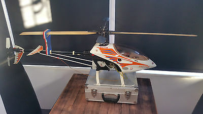 Thunder Tiger 30 Class V2 Rc Helicopter