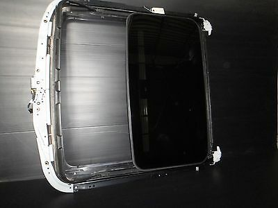 06-09 Mercedes Gl X164 Oem Tan Complete Sunroof With Glass Motor A2517801029