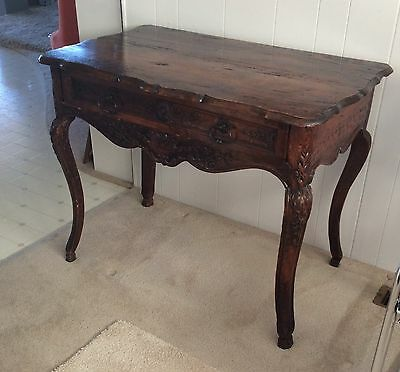 18th century French Provincial table desk