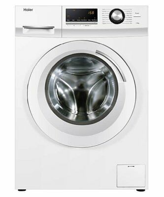 NEW Haier HWF75AW1 7.5 kg Front Load Washing Machine