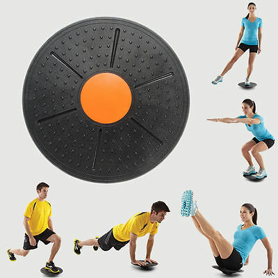 Hot Fitness Balance Board Exercise Training Workout Wobble Rehabilitation Disc