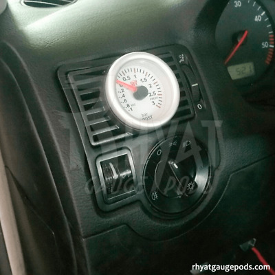 VW Golf MK4 52mm - Soporte Manometro Gauge Pod Porta Support