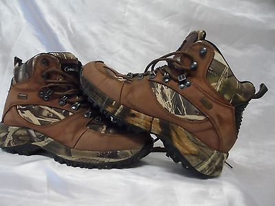 Prologic  Max5 Camo Grip Trek Waterproof Fishing Winter Boots  SIZE UK 7 / 41
