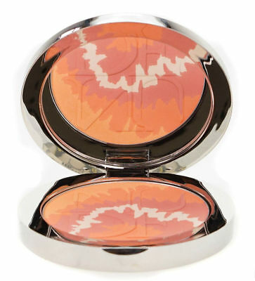 Dior Diorskin Nude Tan Blusher Tie Dye Blush Harmony & Brush 002 Coral Sunset