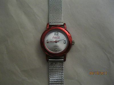Womens Coca Cola Watch