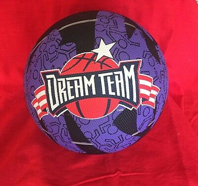 1992 Texaco Oil Company Dream Team Promotion Spalding Basketball New In Bag