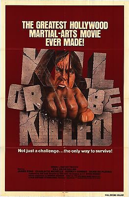 N-400 Ava Movie 2020 Kill Or be killed  Fabric Print 14x21 32x48 Poster
