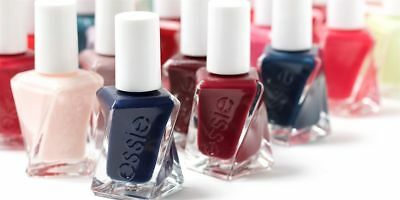 Essie Gel Couture Nail Polish, You Choose!  ( no light  needed )