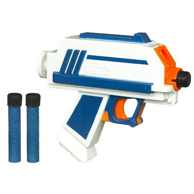 Star Wars Rex Basic Blaster Action Packed Shooting Game Ages 5 & Up, Please Read