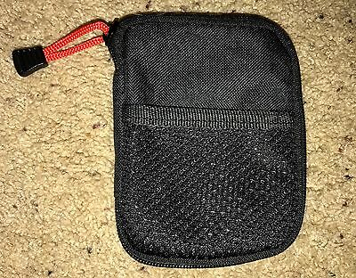 PLAIN CLOTHES CARRY ZIPPERED POUCH - BLACK by Rescue Essentials EDC Cargo Pocket